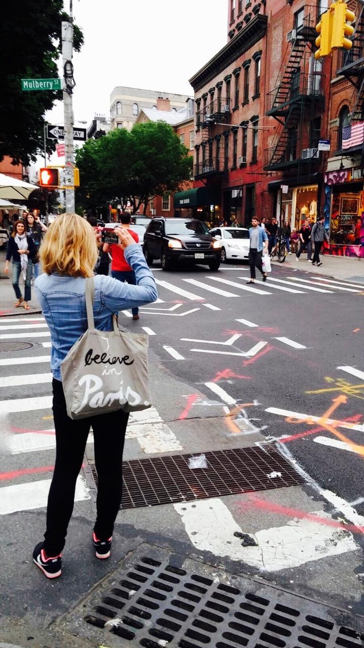 Eve's Bags: Punch & Parisian