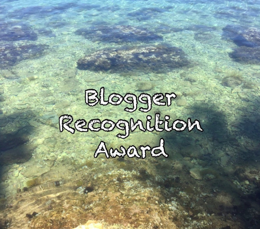 Neelie's Next Bite The Blogger Recognition Award